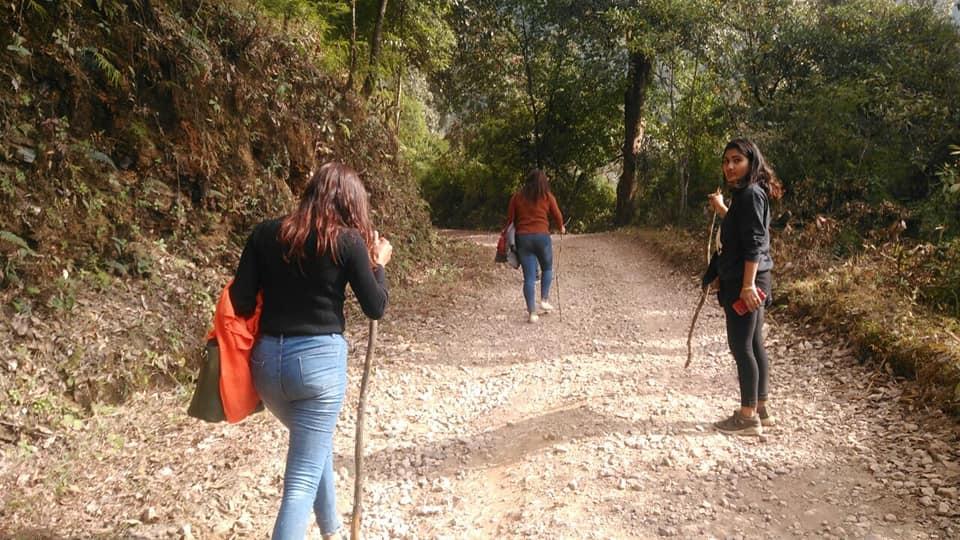 Phulchoki Hill Hike