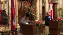 नेपाल भ्रमण वर्ष २०२० मा समेत अष्ट्रियाका पर्यटकहरुसमेत आउँछन –  कारिन किन्सल