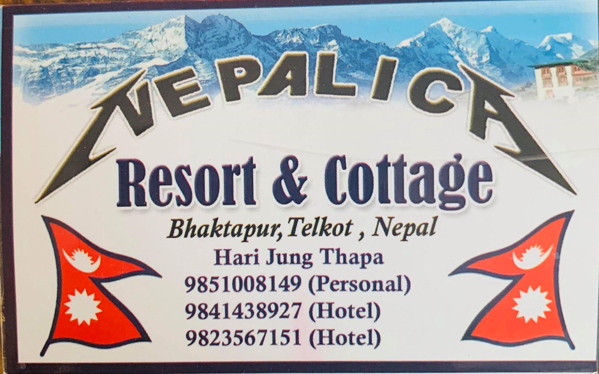 Nepalica Resort and cottage