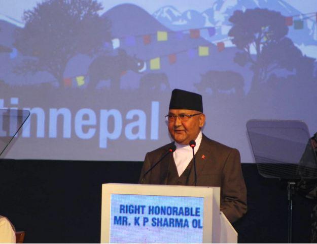 नेपाल लगानीका लागि 'भर्जिन ल्याण्ड' हो – प्रधानमन्त्री ओली