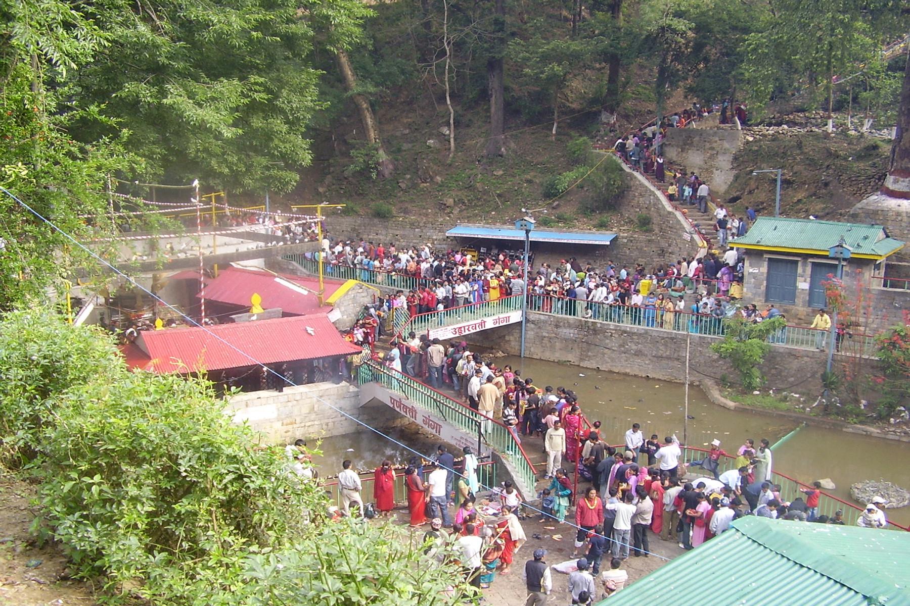 धर्मकर्म संगै घुमघाम , किर्तिपुरमा अवस्थित दक्षिणकाली जाम !