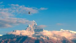 Ultralight Flight at pokhara