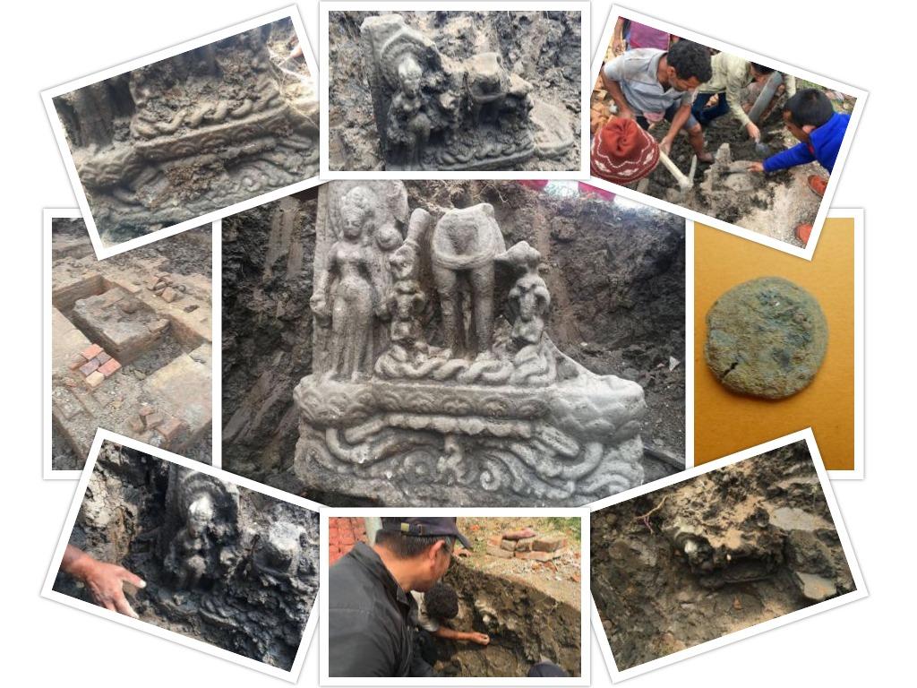 Department of Archeology verifies Kirtipur statue is from Lichchhavi era
