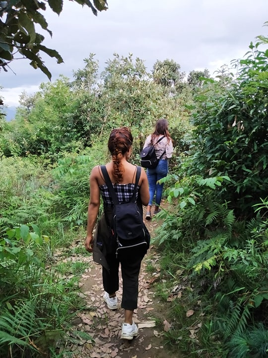 Nagarkot Changunarayan day hiking trip