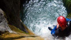 Jalbire canyoning tour