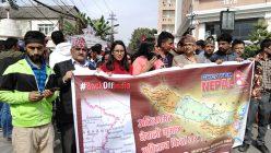 भारतिय हैकमवाद विरुद्ध गर्जिए बिद्यार्थी