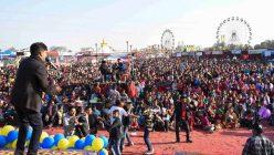 भैरहवामा जारी लम्बिनी पर्यटन प्रबद्र्धन  मेलामा एकैदिन २५ हजार दर्शक, एक करोडकाे कारोबार