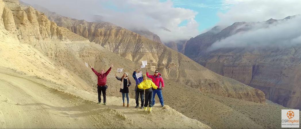 'भिजिट नेपाल २०२०' गीत सार्वजनिक, गीतको सम्पूर्ण आम्दानी केअर बाल गृहलाई