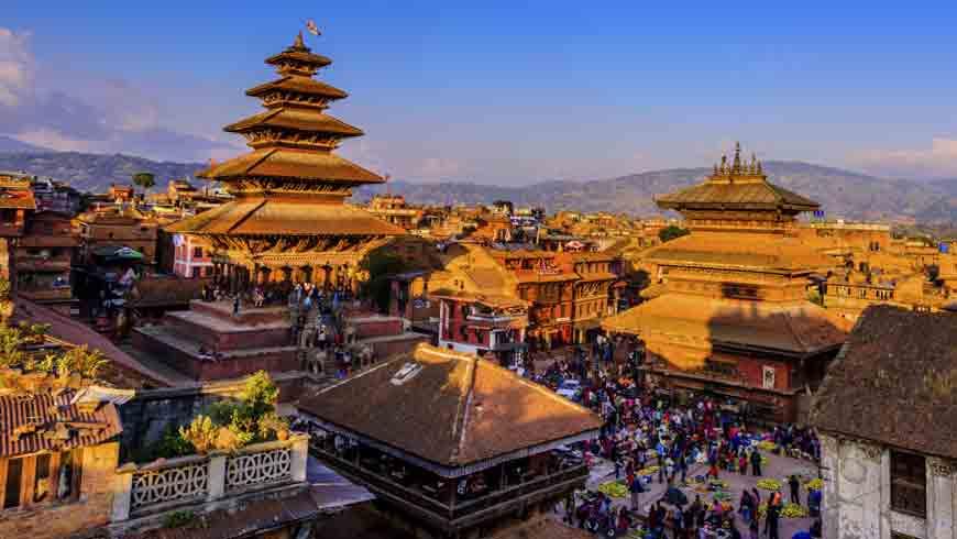 भक्तपुरमा नेपाल भ्रमण वर्ष २०२० को  भव्य तयारी