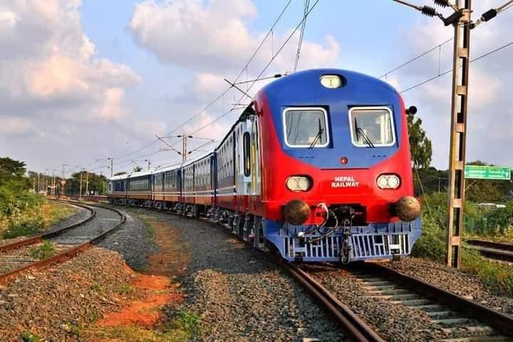 शुक्रबार जयनगर-जनकपु्र चल्ने ट्रेन नेपाल भित्र्याइँदै