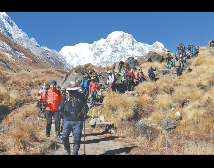 Quarantine,covid insurance rules waived off for tourists visiting Nepal after Oct 17