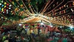 मैतीदेवी मन्दिर घटस्थापनादेखि खुल्ने