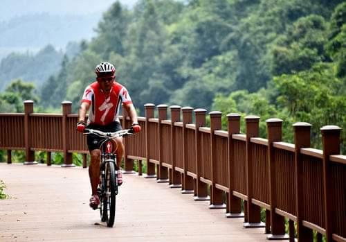 साइकल यात्री पुष्कर शाहको नेतृत्वमा पश्चिम महाकालीदेखि पूर्व मेचीसम्म साइकल यात्रा हुने