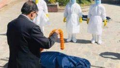 पूर्वसभामुख महराकी पत्नी सीताको निधन प्रति प्रधानमन्त्री ओलीद्वारा शोक व्यक्त