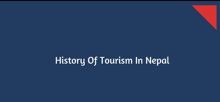Tourism History of Nepal