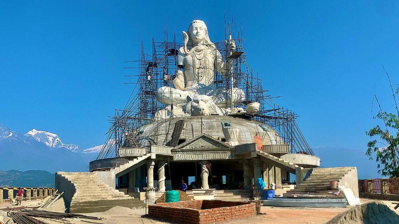 Nepal to built tallest Lord Shiva idol in Pokhara