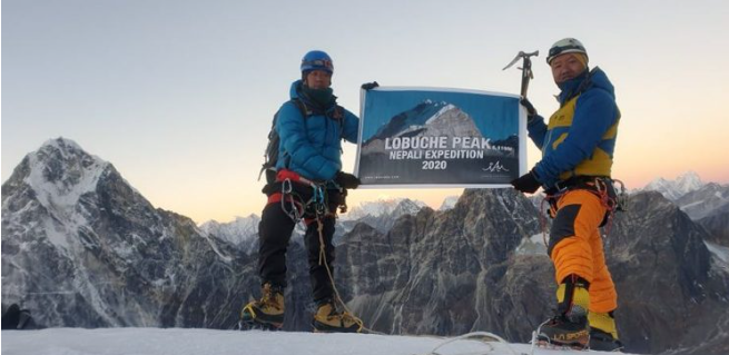 पर्वतीय दिवसमा दावा शेर्पाको नेतृत्वमा हिमाल आरोहण