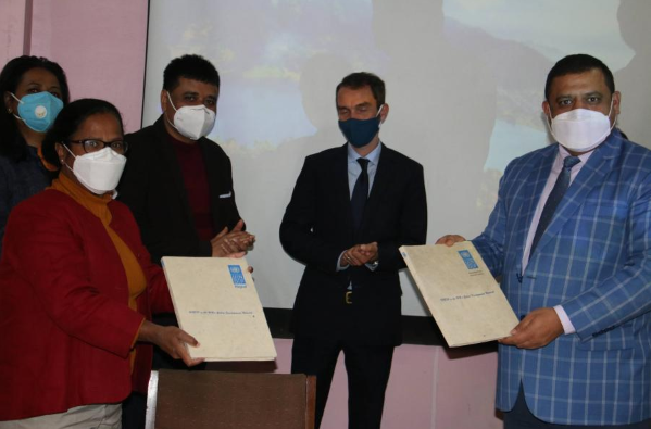 NTB and UNDP jointly launches Tourism for Livelihood Recovery project