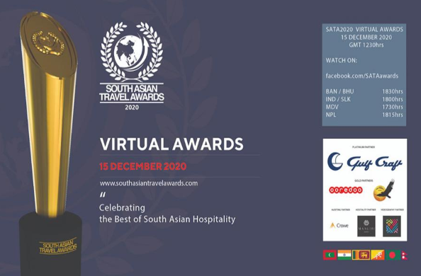 South Asian Travel Awards 2020 to be held virtually this year