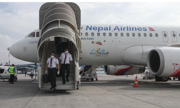 शुरु भयो काठमाडौं–दिल्ली नियमित उडान