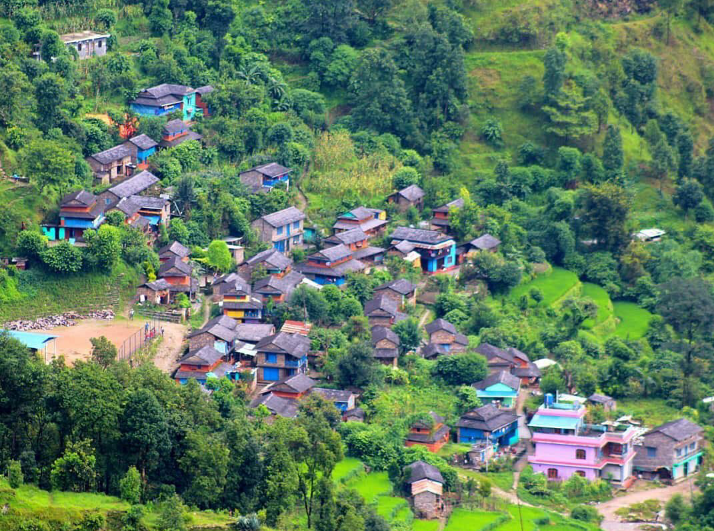 10 community homestays of Baglung to receiving grant
