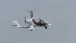 Heli Air brings its gyrocopter into operation in Pokhara from Thursday
