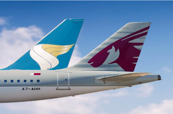 Qatar Airways signs code-share agreement with Oman Air to boost connectivity