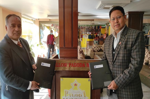 Yellow Pagoda Hotel agrees to provide 15% discount to customers of Bank of Kathmandu
