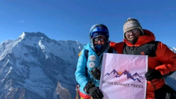 Mingma Sherpa scales seven peaks in two months