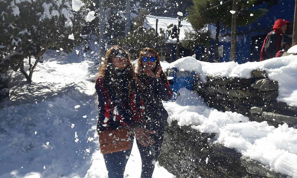 आजको मौसम पूर्वानुमानः हिमपातको सम्भावना