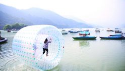 The Lake City is now more renowned as a place for both chill and thrill seekers.