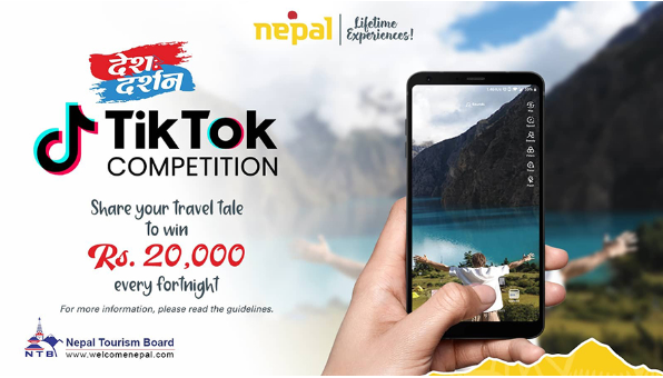 NTB promotes domestic tourism by announcing Tiktok competition