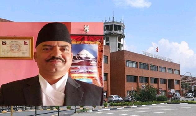 Pratap Babu Tiwari gets appointed as General Manager of TIA