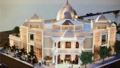 यूएईमा बनिरहेको भव्य हिन्दू मन्दिरको तस्वीर सार्वजनिक