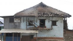 Historic Palungwa palace in Taplejung dilapidated for conservation