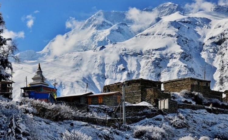 देशको उच्च पहाडी तथा हिमाली भू-भागमा हिमपातको संभावना