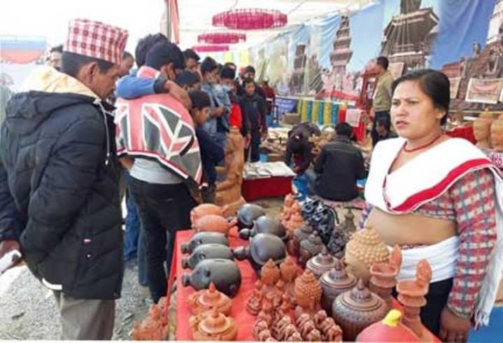 'छैटौँ भक्तपुर औद्योगिक तथा व्यापार मेला हुने