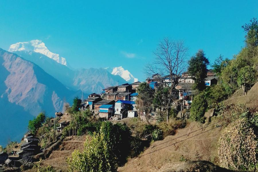 Annapurna rural municipality open hotel through cooperative society
