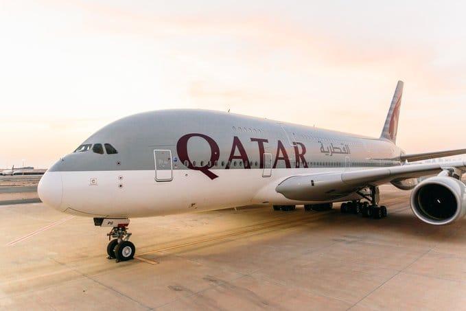 डिजिटल राहदानी मोबाइल एप परीक्षण गर्ने पहिलो एयरलाइन्स'कतार एयरवेज'
