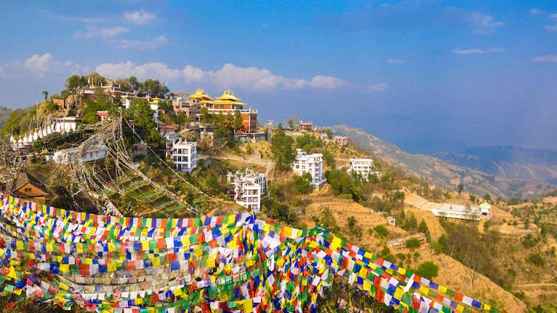 Top 7 Viewpoints Around Kathmandu