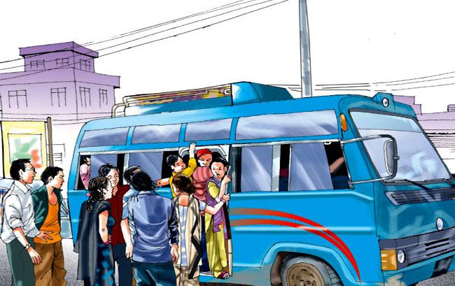 यातायात व्यवसायीको प्रश्न विमानमा उड्नेहरुबाट महामारी फैलिदैन ?